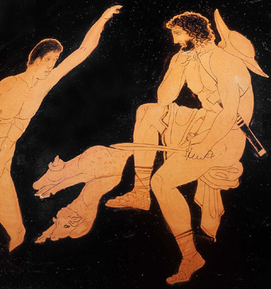the flaws of odysseus Prof michael o'rourke dda 514, storyboarding & storytelling odysseus and the cyclops (greek, from the odyssey, by homer) synopsis: the clever greek leader, odysseus, and his men become trapped by a viscious one-eyed monster, who eats the men one by one.