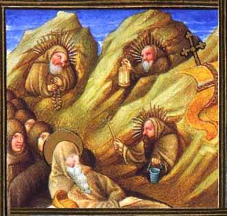Monastic Origins (spiritual Guidance)